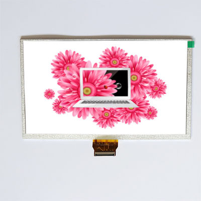 7 Inch IPS TFT LCD Display Module For Car Reversing Mirror