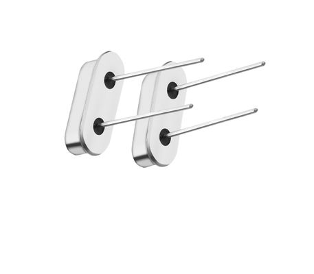 HC49S 13.56 Mhz Oscillator , Quartz Crystal Resonator For Cooking Device crystal oscillator